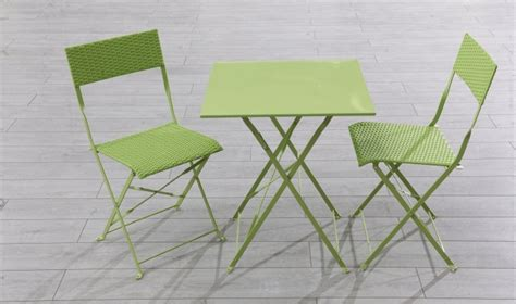 chaise jardin vert anis beautiful salon de jardin vert pomme gallery amazing