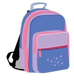 School Backpack Clip Art Free
