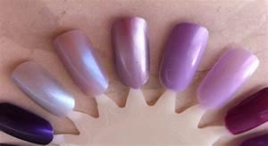 Image Gallery light purple nail varnish