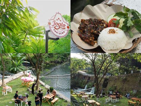 joglo pari sewu tempat kuliner ngehits  jogja