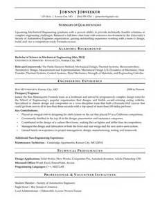new graduate resume template new graduate resume sle sle resumes