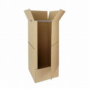 Carton De Déménagement Pas Cher : carton demenagement penderie grand mod le qualit prix ~ Melissatoandfro.com Idées de Décoration
