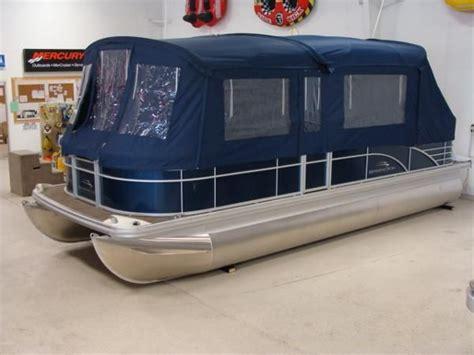 Pontoon Boat Bumpers For Sale by Pontoon Boat Enclosures Bennington Boats For Sale In
