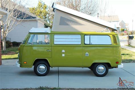 volkswagen westfalia cer 1976 volkswagen westfalia cer van bus