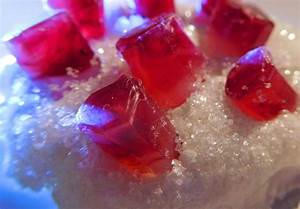 Liquid Poly Clay Ruby Crystals In Potassium Aluminum
