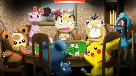 miaouss mew pokemon pikachu psyduck papier peint