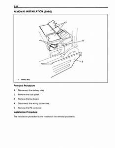 Toyota 5fbe15 Forklift Service Repair Manual