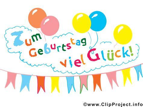 Geburtstag Clipart