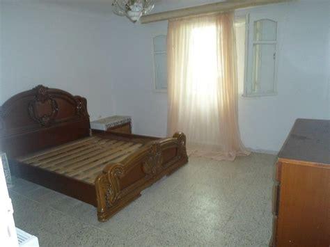 chambre de comerce av à 95md appartement au réez de chaussé à hammamet nord