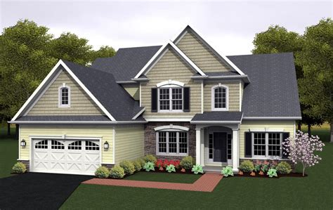 Single Level Home Designs by Cape Cod House Plan 54080 With 2256 Sq Ft 3 Beds 3 Baths
