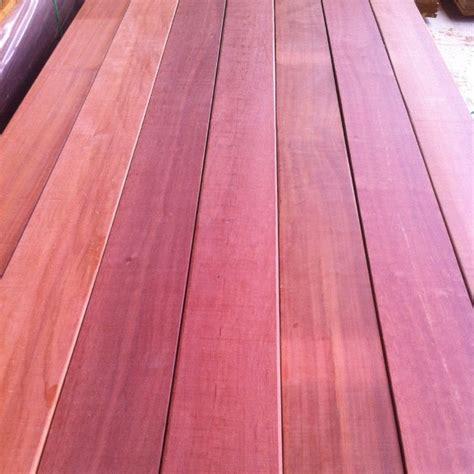 lame de terrasse bois exotique massaranduba 2740x145x21
