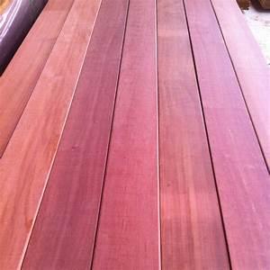 Lame Terrasse Bois Exotique : lame de terrasse bois exotique massaranduba 3050x145x21 ~ Dailycaller-alerts.com Idées de Décoration