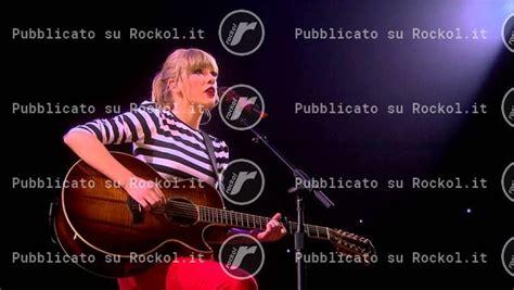 Taylor Swift pubblica l'inedito 'Mr. Perfectly Fine ...