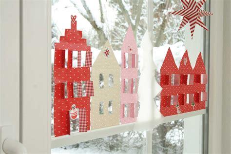 Weihnachtsdeko Fenster Einfach by Weihnachtsdeko F 252 Rs Fenster Basteln