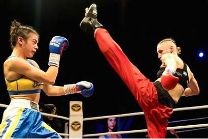 Boxing Budapest Kick Hungary Ukraine Championship