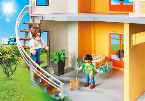 Modernes Haus Playmobil modernes wohnhaus 9266 playmobil 174 deutschland