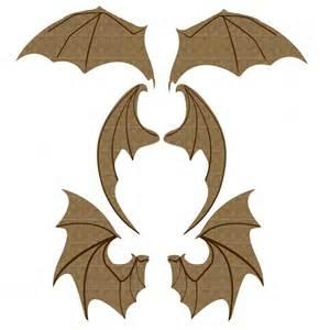photo album corners bat wings set 2