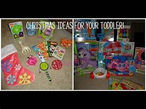 Stocking Stuffer and Christmas Gift Ideas For Your Toddler