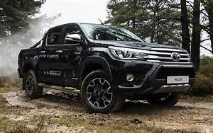 2018 Toyota Hilux Invincible 50 Chrome Edition