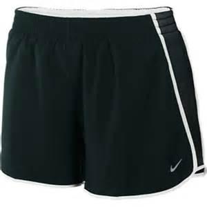 Black Nike Running Shorts Women