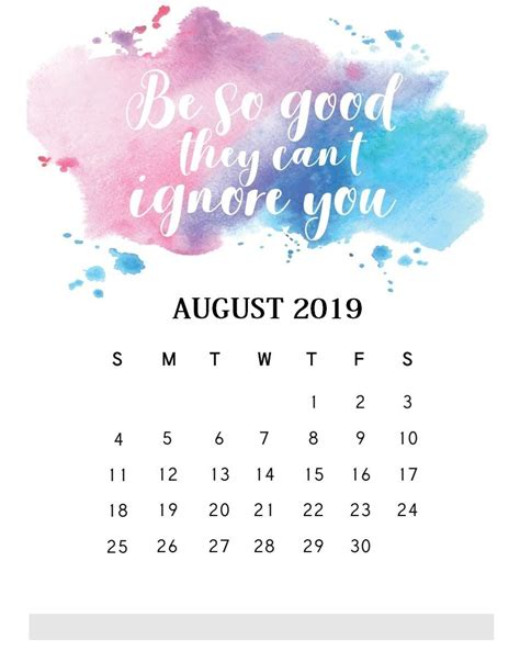 motivational quotes august  calendar calendar quotes