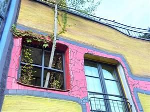 Wasser Am Fenster : zum ersten mal eine f hrung durch ein hundertwasserhaus mitmachen ach komm geh wech ~ Markanthonyermac.com Haus und Dekorationen