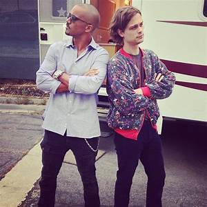 Shemar & Matthew - Matthew Gray Gubler Photo (34332159 ...