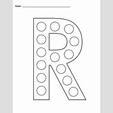 Free Letter R Doadot Printables  Uppercase & Lowercase  Worksheets, Activities, & Lesson