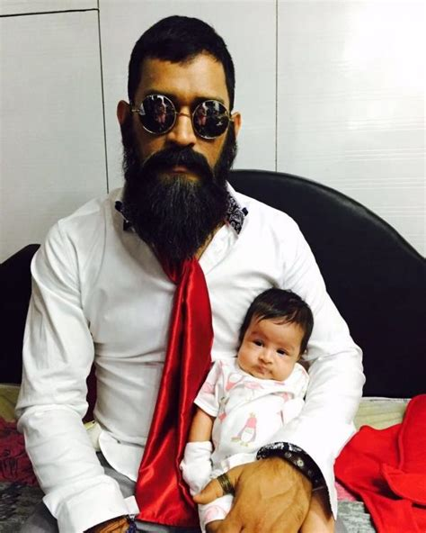 icc world cup  mahendra singh dhoni   daddy mode