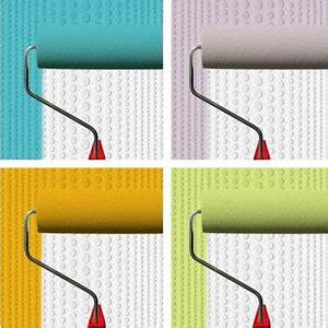 Fibre a peindre grande largeur optico 4murs for Delightful peinture mur exterieur couleur 4 peindre un mur conseils preparation des murs et video