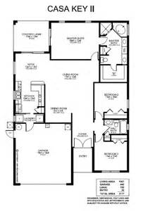 highland homes casa key ii 3 bedrooms 2 baths 2 car garage 1567 sq ft living area parade
