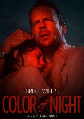 bruce willis color of color of by richard bruce willis march