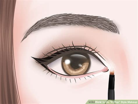 ways   korean kpop style makeup wikihow