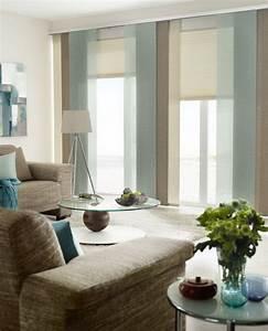 Gardinen Ideen Modern : ideen gardinen wohnzimmer ~ Michelbontemps.com Haus und Dekorationen
