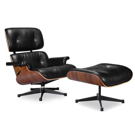 eames chaises eames lounge chair replica vitra black manhattan home design