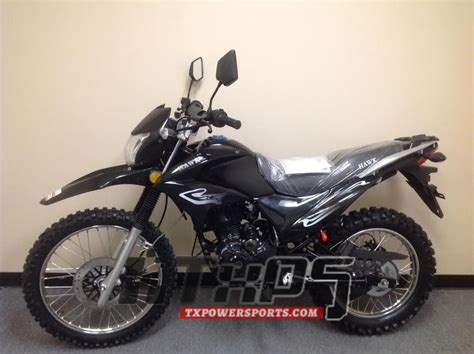 Buy Hawk 250cc Dirt Bike For Sale Street Legal