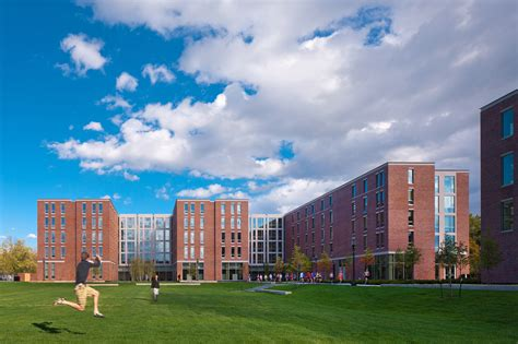 Krach Leadership Center & Third Street Suites   Architect ...