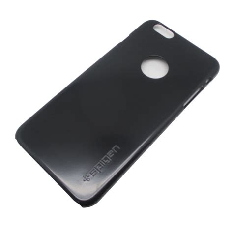 Sgp Thin Fit For Iphone Oem sgp thin fit logo cutout for iphone 6 oem black