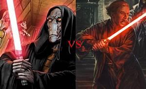 TPM Darth Sidious(WollfMyth209) VS Darth Plagueis(JKBart ...