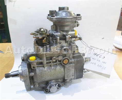 Renault Master Fiat Ducato 2.5 Td Injection Pump Autodiesel13