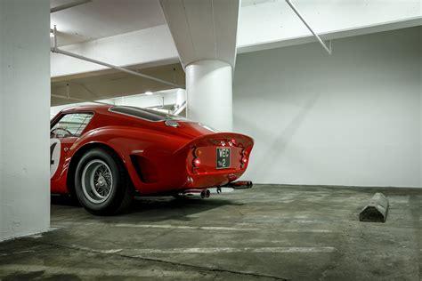 The  Million Dollar Ferrari 250 Gto In The Vault
