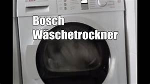 Bosch Trockner Wtw86362 W U00e4rmepumpentrockner Test