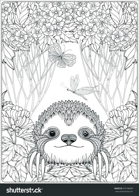 complex animal coloring pages  getcoloringscom  printable colorings pages  print