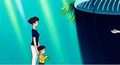 Ghibli Gifs Studio Animated Movies