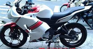 Modifikasi Motor New Vixion Lightning Full Fairing