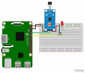 Interfacing Hall Sensor With Raspberry Pi