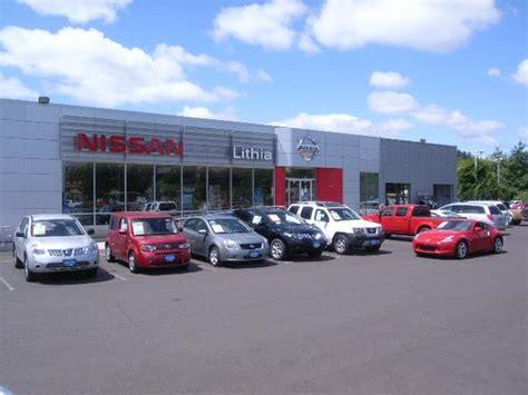 Eugene Nissan by Lithia Nissan Of Eugene Eugene Or 97401 Car Dealership