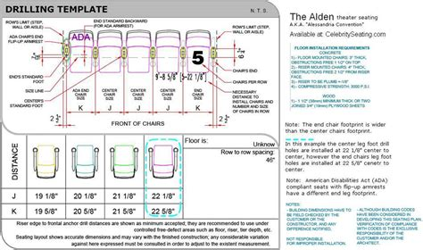 theatre style seating plan template auditorium dimension 60008 movieweb