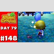 Animal Crossing New Leaf  Part 148  Scorpion Attack! (nintendo 3ds Gameplay Walkthrough Day