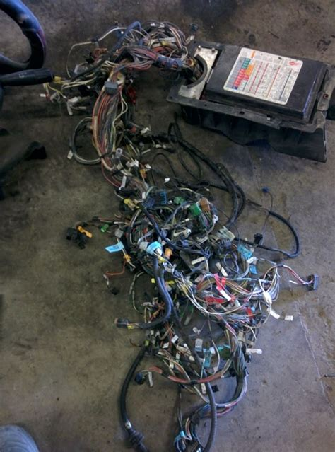 2007 kenworth t800 stock kw 0474 49 wiring harnesses cab and dash tpi